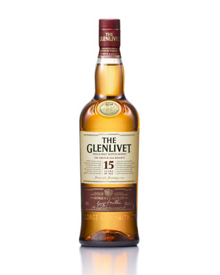 The Glenlivet 15 Years Old French Oak Reserve
