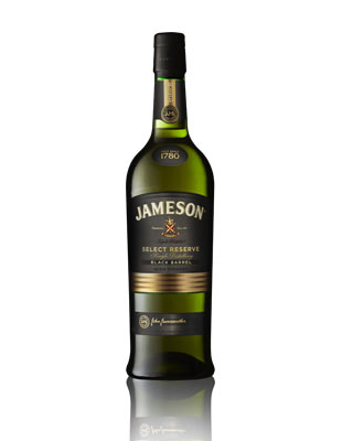 Jameson Select Reserve (Black Barrel)